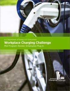 DOE Workplace Charging Challenge