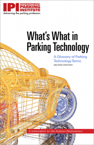 What's What in Parking Technology 2015