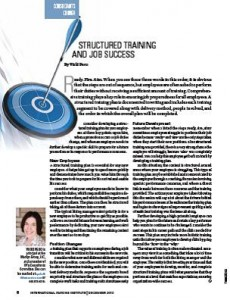 TPP-2012-12-Structured Training and Job Success