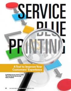 TPP-2013-01-Service Blueprinting