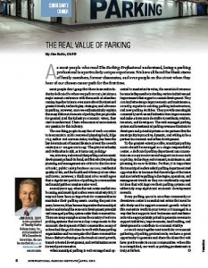 TPP-2013-04-The Real Value of Parking
