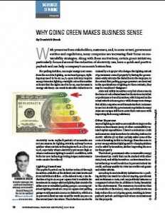 TPP-2013-07-Why Going Green Makes Business Sense