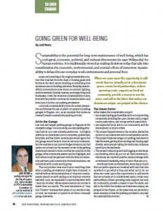 TPP-2014-03-Going Green for Well-Being