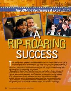TPP-2014-08-A Rip-Roaring Success