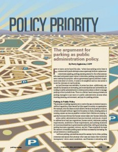 TPP-2015-02-Parking as Public Policy Priority