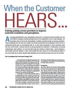 TPP-2015-03-When The Customer Hears...