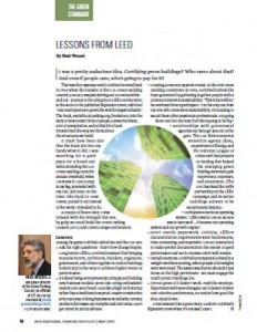 TPP-2014-05-Lessons from LEED