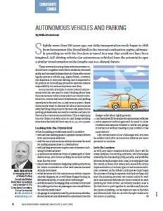 TPP-2015-07-Autonomous Vehicles and Parking