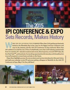 TPP-2015-09-The 2015 IPI Conference & Expo Sets Records, Makes History