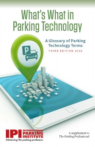 Pages from What's What in Parking Technology, 2016