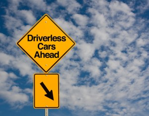 Driverless Cars Ahead