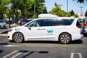 Waymo, driverless, autonomous