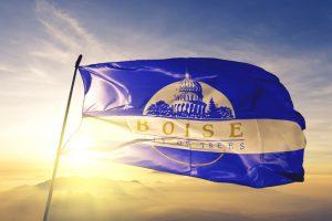 Boise, Idaho, flag