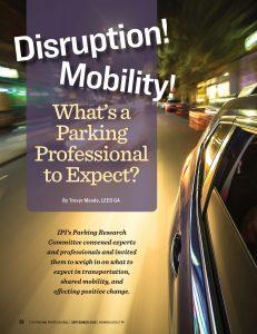 18-09 Disruption Mobility