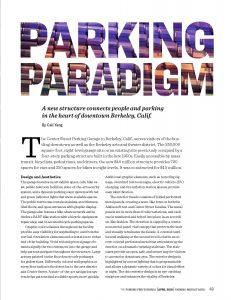 19-04 Parking Paradigm article