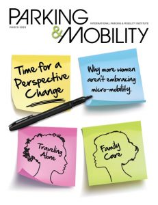 Parking & Mobility Magazine March Issue