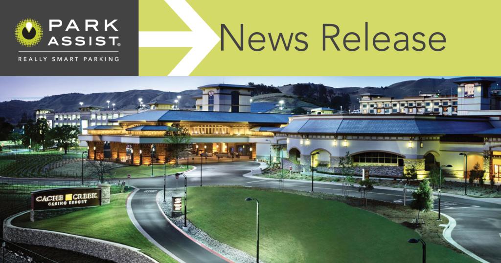 Park Assist Cache Creek News Release