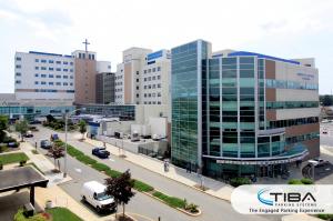 TIBA Parking Medical center