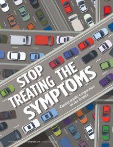 Symptoms Cure Traffic Congestion