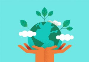 Earth day sustainability