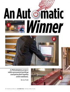 TPP article P&M Automatic winner