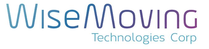 WiseMoving Technologies Corp. logo