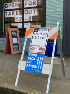 parking COVID-19 community collaboration