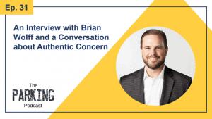 Podcast E31 - Brian Wolff