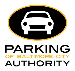 PABC Parking Authority Baltimore City Logo