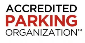 Accredited Parking Organization logo
