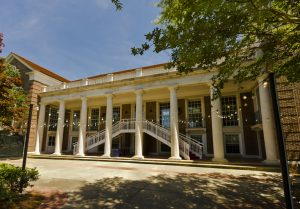 Paul B. Johnson Commons at Ole Miss